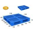 T5-双面网格塑料托盘
