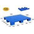 T25-九脚平板塑胶栈板